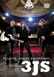 3JS - Pluche, zweet & tranen  CD+DVD
