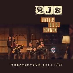 3JS - Dichter Bij De Horizon (theatertour 2014)  CD