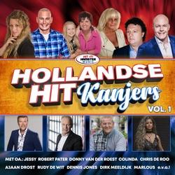 Hollandse Hit Kanjers Vol. 1  CD