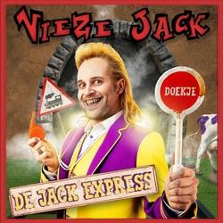 Vieze Jack - De Jack Express  2Tr. CD Single