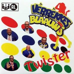 Verrekkes Blaauw-TWISTER   CD-Single