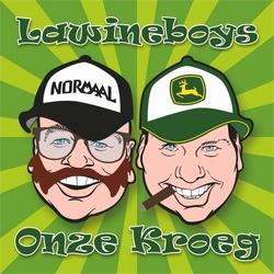 Lawineboys - Onze Kroeg  CD-Single