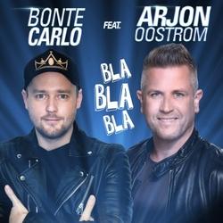 Bonte Carlo ft. Arjon Oostrom - Bla Bla Bla  CD-Single