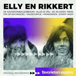 Elly en Rikkert - Favorieten Expres   CD