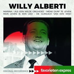 Willy Alberti - Favorieten Expres  CD