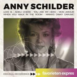 Anny Schilder - Favorieten Expres   CD