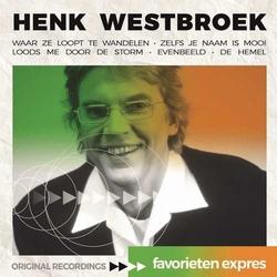 Henk Westbroek - Favorieten Expres  CD