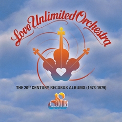 The Love Unlimited Orchestra - The 20th Century Records Albu  CD7 Box-Set