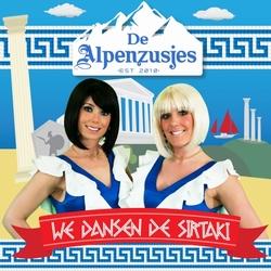 Alpenzusjes - We Dansen De Sirtaki  CD-Single