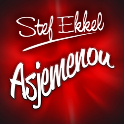Stef Ekkel - Asjemenou  CD-Single