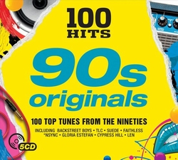 90s Originals - 100 hits  CD5