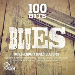 Blues - 100 hits  CD5