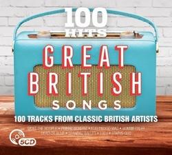 Great British Songs - 100 hits  CD5