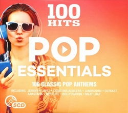 Pop Essentials - 100 hits  CD5