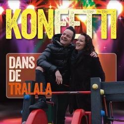 Konfetti - Dans de tralala  CD-Single