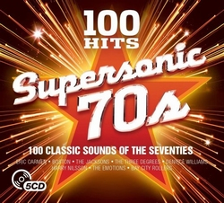 Supersonic 70's - 100 hits  CD5