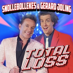 Snollebollekes & Gerard Joling - Total Loss  CD-Single