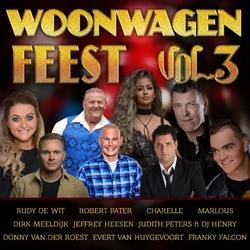 Woonwagen Feest Vol.3  CD