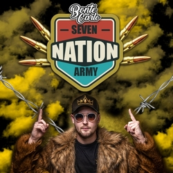 Bonte Carlo - Seven Nation Army  CD-Single