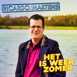 Ricardo Martens - Het is Weer Zomer  CD-Single