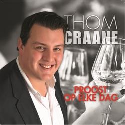 Thom Craane - Proost op elke dag  2Tr. CD Single
