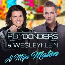 Roy Donders & Wesley Klein - Al Mijn Maten  CD-Single