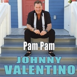 Johnny Valentino - Pam Pam  2Tr. CD Single