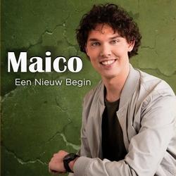 Maico - Een nieuw begin  CD-Single