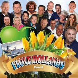 I Love Hollands Deel 8  CD