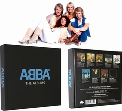ABBA - The Albums  9CD Set