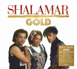 Shalamar - Gold  CD3