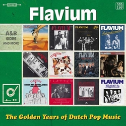 Flavium - The Golden Years Of Dutch Pop Music A&B's  CD2