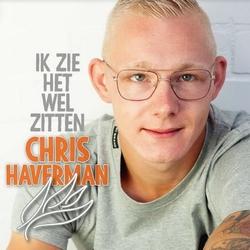 Chris Haverman - Ik zie het wel zitten  CD-Single