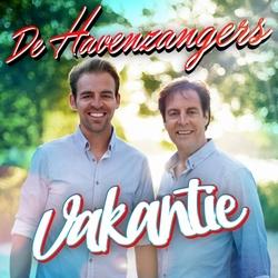 Havenzangers - Vakantie  CD-Single