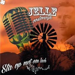 Jelle Oosterwijk - Sta op met een lach  CD-Single