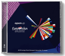 Eurovision Song Contest Rotterdam 2021 (Open Up)  CD2