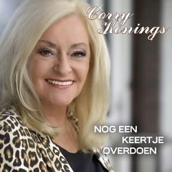 Corry Konings - Nog Een Keertje Overdoen  CD-Single