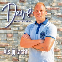 Dave Korteweg - Als jij lacht  CD-Single