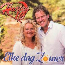 Harten 10 - elke dag zomer  CD-Single