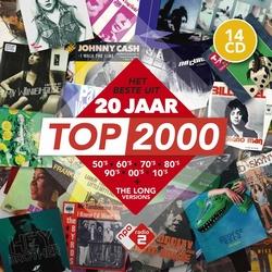 Top 2000 20 Jaar  14CD Set