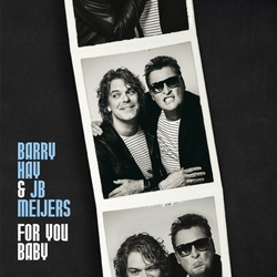 Barry Hay & JJ Meijers - For you baby  CD