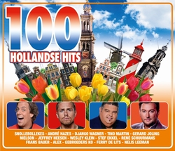 100 Hollandse Hits (2019)  CD4