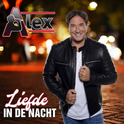 Alex - Liefde In De Nacht  CD-Single