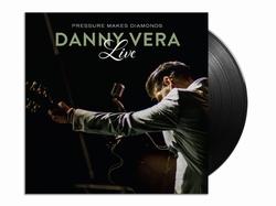 Danny Vera - Pressure Makes Diamonds LIVE  LP2+CD
