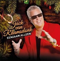 Jack van Raamsdonk - Eenzaam alleen  CD-Single