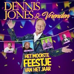 Dennis Jones & Vrienden - Het Mooiste Feestje Van Het Jaar  CD