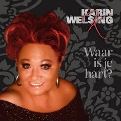 Karin Welsing - Waar is je hart  CD-Single