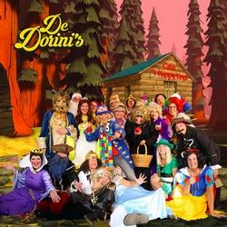 De Dorini's - Cafe 't happy end  CD-Single