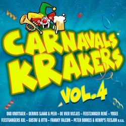 Carnavals Krakers Vol.4   CD