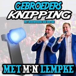 Gebroeders Knipping & Duo Abe - Met M'n Lempke  CD-Single